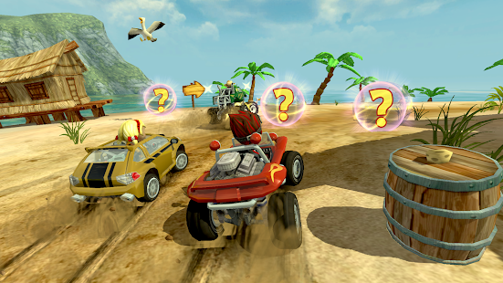 Game Beach Buggy Racing APK for Windows Phone