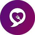 Meet and Eat | Free Chat & Meet New People icon