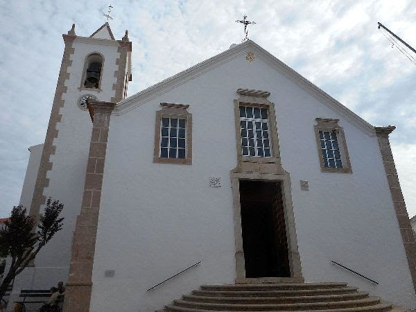 Igreja Matriz Paderne