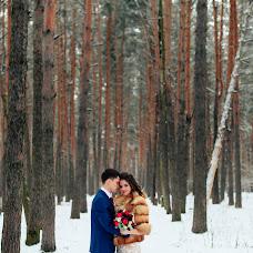 Wedding photographer Alina Shevareva (alinafoto). Photo of 09.01.2018