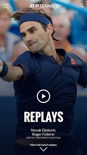 Tennis TV - Live ATP Streaming 2.3.4 screenshots 2