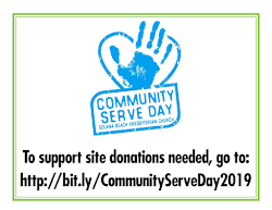 Donations Needed for Site Projects