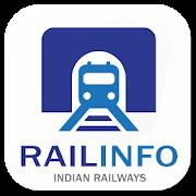RailInfo - IRCTC Train Status & Info, PNR Status