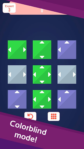 Just One Color - Free color puzzle game 1.5 screenshots 10