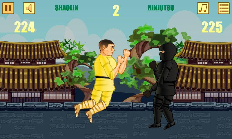 Kung Fu Fight- screenshot