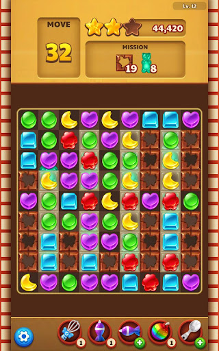 Jelly Drops - Free Puzzle Games screenshots 9