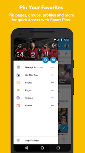 Simple Pro for Facebook & more v8.2.0 [Patched] APK 2
