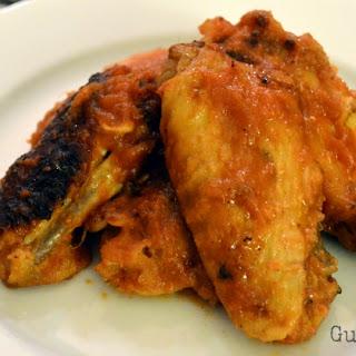 Paleo Huli Huli Chicken Wings