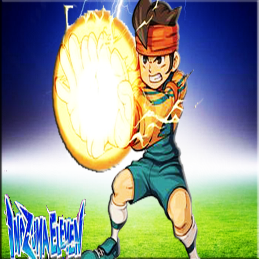 Games Inazuma Eleven FootBall Guide