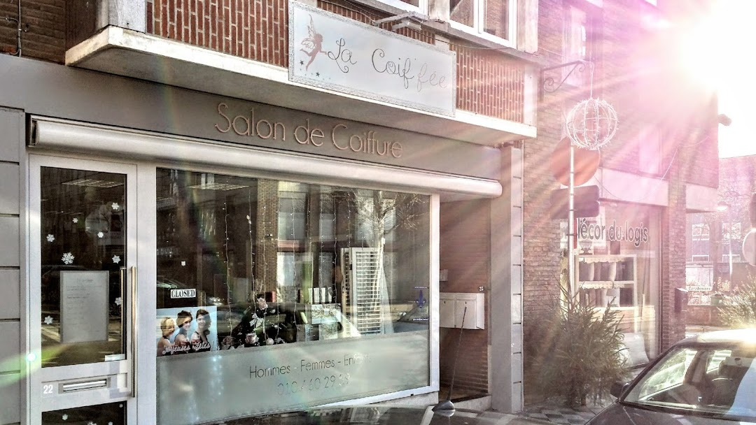 La Coif Fee Salon De Coiffure A Wavre