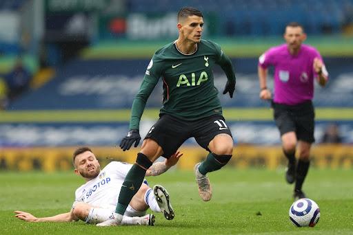 Erik Lamela shares details of conversation he had with Tottenham player about exit