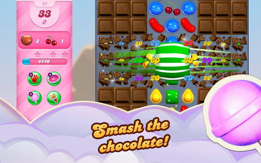 Candy Crush Saga  gameplay | by HackJr.Pw 15