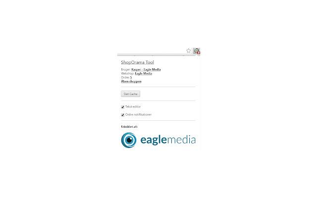 ShopOrama Tool - Eagle Media