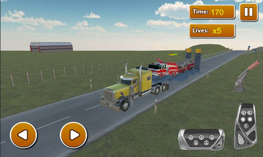 Firefighter Car Transporter 3d Games Apk Free Download For