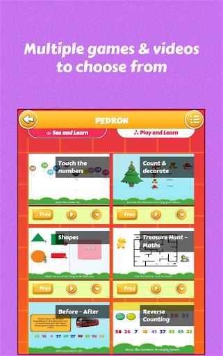 玩免費教育APP|下載Pedron - ゲーム&子供のためのビデオ app不用錢|硬是要APP