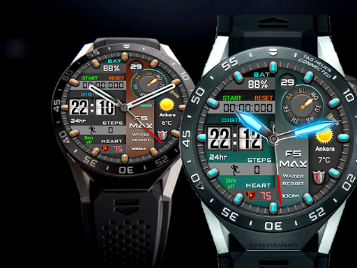 Max Watch Face For WatchMaker Users ss2