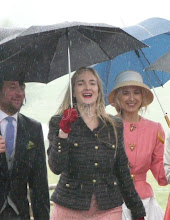 Photo: Prince Philipp, Princess Maria Theresia and Princess Elisabeth of Thurn and Taxis