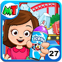 My Town : ICEME Amusement Park icon