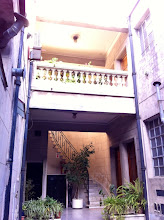 Photo: Our apartment in Palermo Hollywood area in BA for 3 weeks!! We're upstairs.