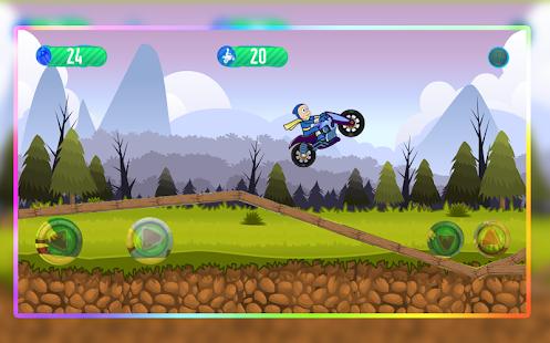Ninja Hatori Super Bike apk screenshot 15