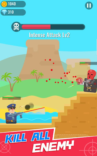 Mr Spy - Bullet Superhero Adventure 0.5.3 Screenshots 5