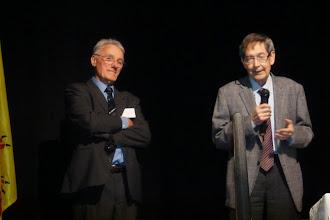 Photo: 8 - le président d'ABBAN et le président d'ARAMIP Saragosse