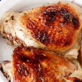 Honey Lime Chicken.