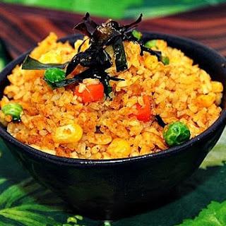 Easy Thai Fried Rice.