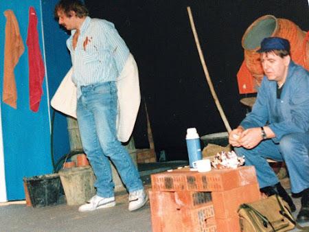 1993: Schaft-tijd