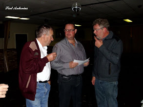Photo: V.l.n.r.: Har Brouwers, Richard Leurs & Bart de Leeuw