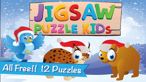 Free Jigsaw Christmas for kids