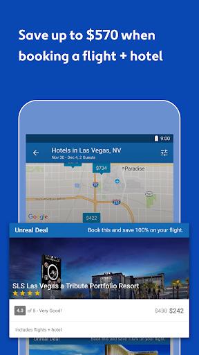 Expedia Hotels, Flights & Car Rental Travel Deals 18.33.0 screenshots 3