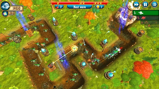 Fantasy Realm TD: Tower Defense Mod Apk (Unlimited Money) 8
