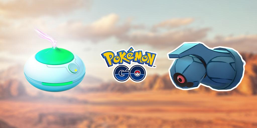 Evento del Día del Incienso con Beldum y otros Pokémon de tipos Psíquico y Acero