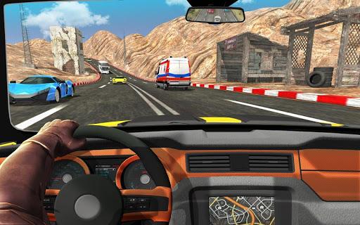 The Corsa Legends - Modern Car Traffic Racing screenshots 12