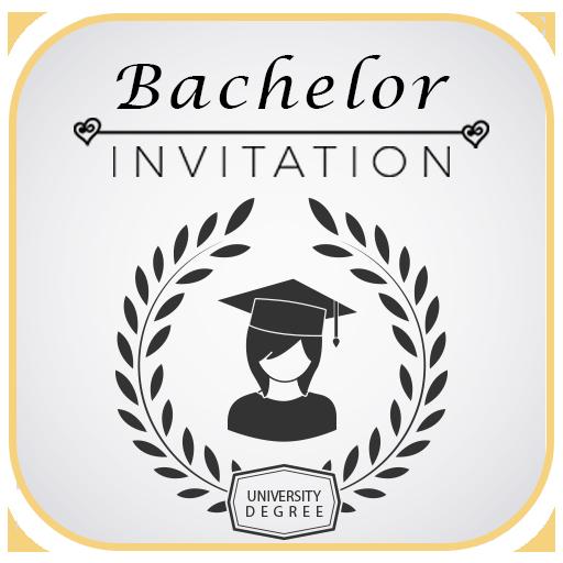 Bachelor Invitation Card Maker Apps On Google Play