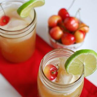 Healthy Cherry Limeade