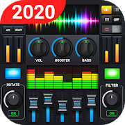 App Icon for Equalizer -- Bass Booster & Volume EQ &Virtualizer App in United States Play Store