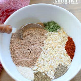 Homemade Dry Onion Soup Mix Recipe