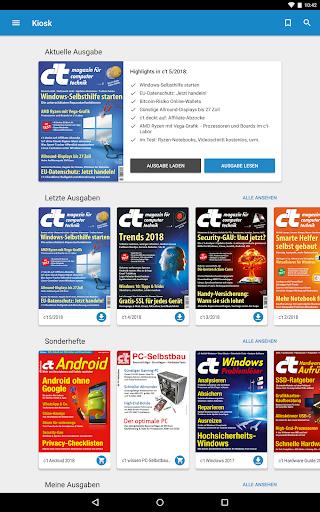 c't Magazin 3.4.7 screenshots 9