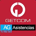 ASISTENCIAS GETCOM icon