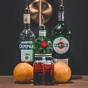 Negroni Elixir (2 drinks)