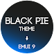 Black Pie EMUI 9  for Huawei devices