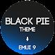 Black Pie Theme for EMUI 9 / 9.1 Huawei/Honor