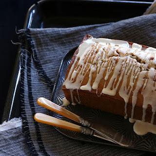 Roasted Banana & Dulce de Leche Cake