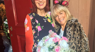 Janet Street-Porter's windy Hollyoaks cameo
