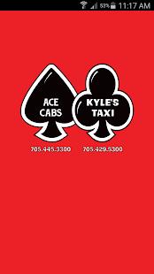 Ace Cabs & Kyle's Taxi - náhled