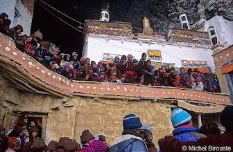 Photo: grand rassemblement pour la fête de Gustor
