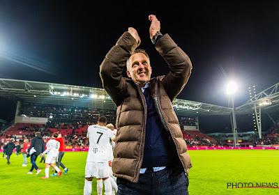Un ancien coach d'Anderlecht, nouveau favori de Genk