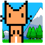 Kitty Can Fly Icon